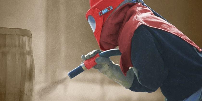 Песок подходящий для пескоструйной обработки