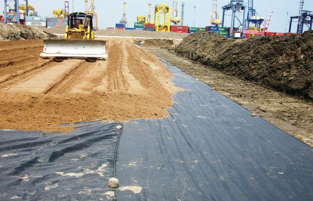 Песок в строительстве
