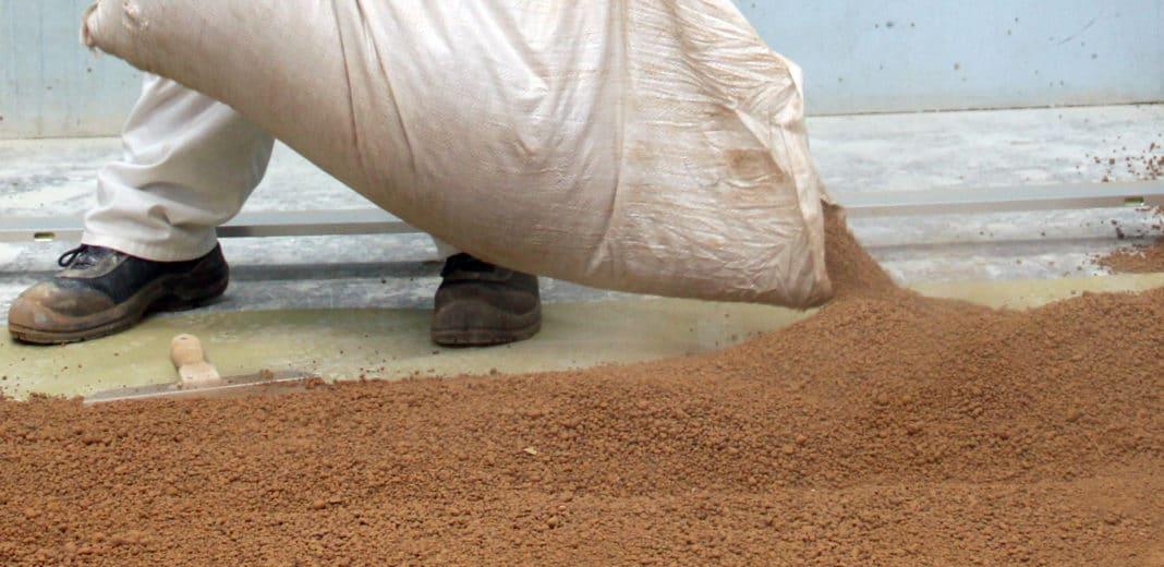 Использование мелкого песка в строительстве