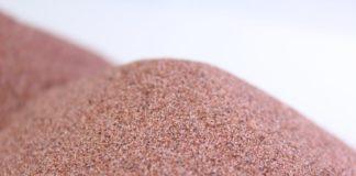 Гранатовый песок