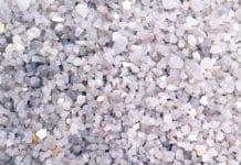 Кварцевый песок