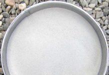 Песок из мрамора