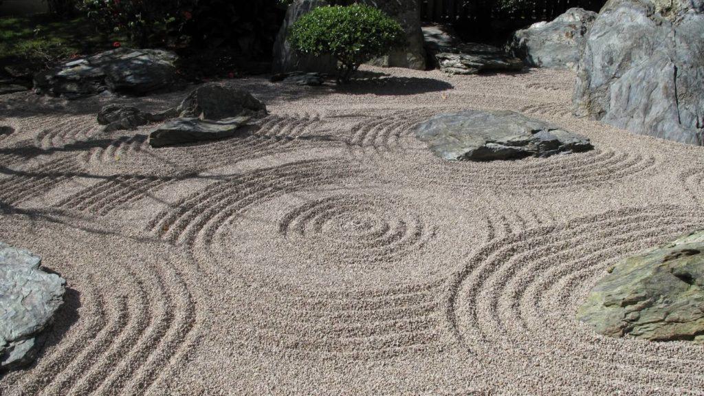 Песок в ландшафтном дизайне