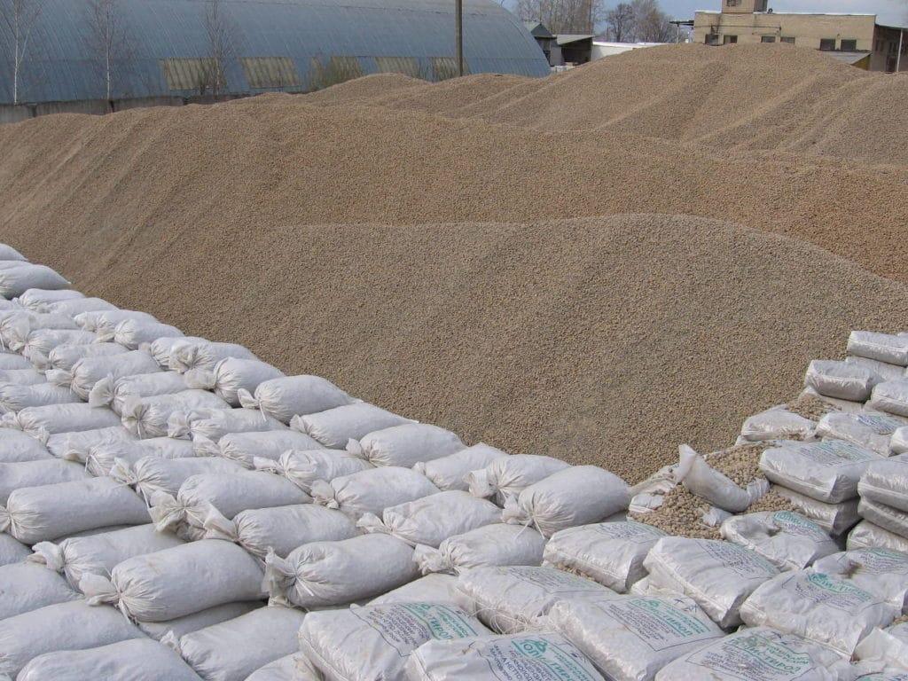 Производство керамзитового песка