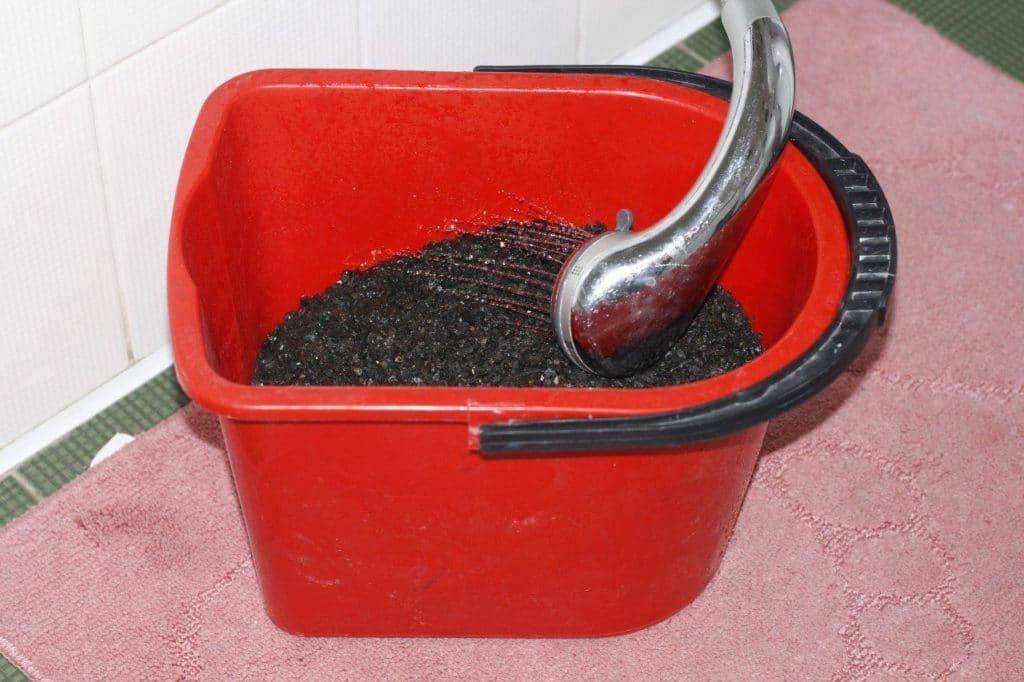 Промывка грунта