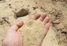 Пылеватый песок