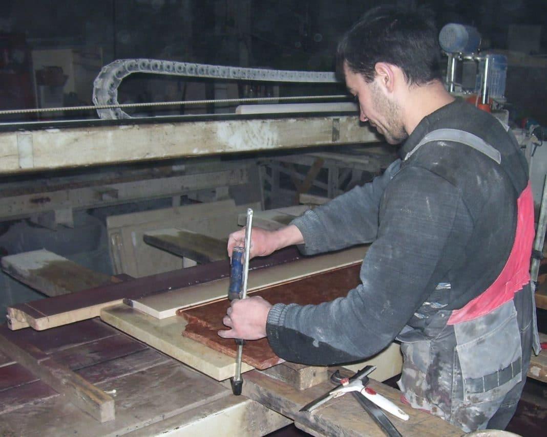 Изготовление мрамора дома
