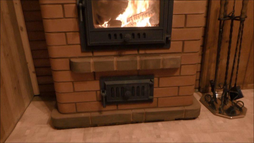 Как глиной замазать печь в доме