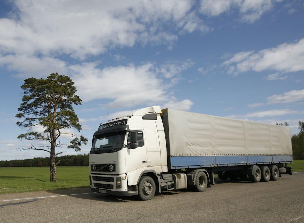 Все грузовики свыше 2,5 тонн – на отдельный учет