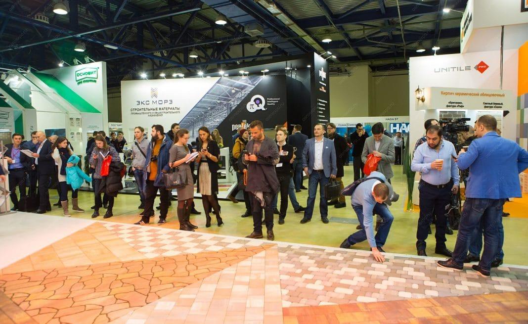 Отечественные производители и потребители строительных материалов встретятся на выставке в Экспоцентре