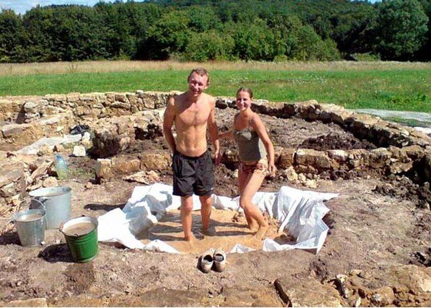 подготовка глины