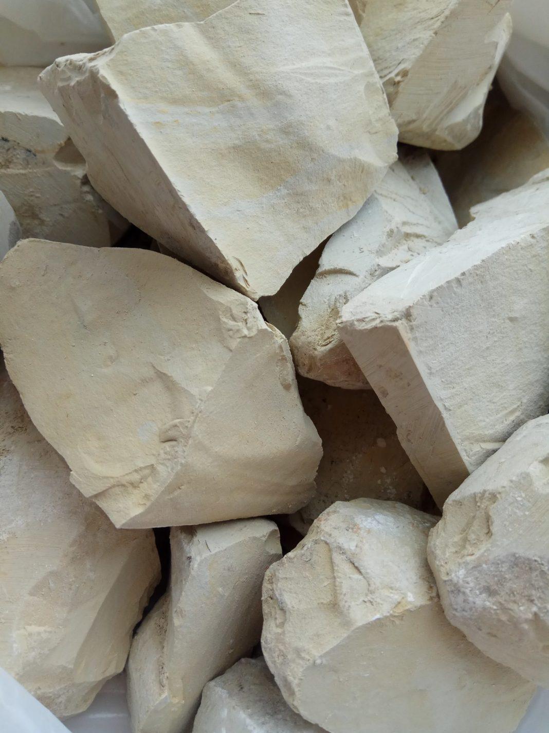 Природная глина