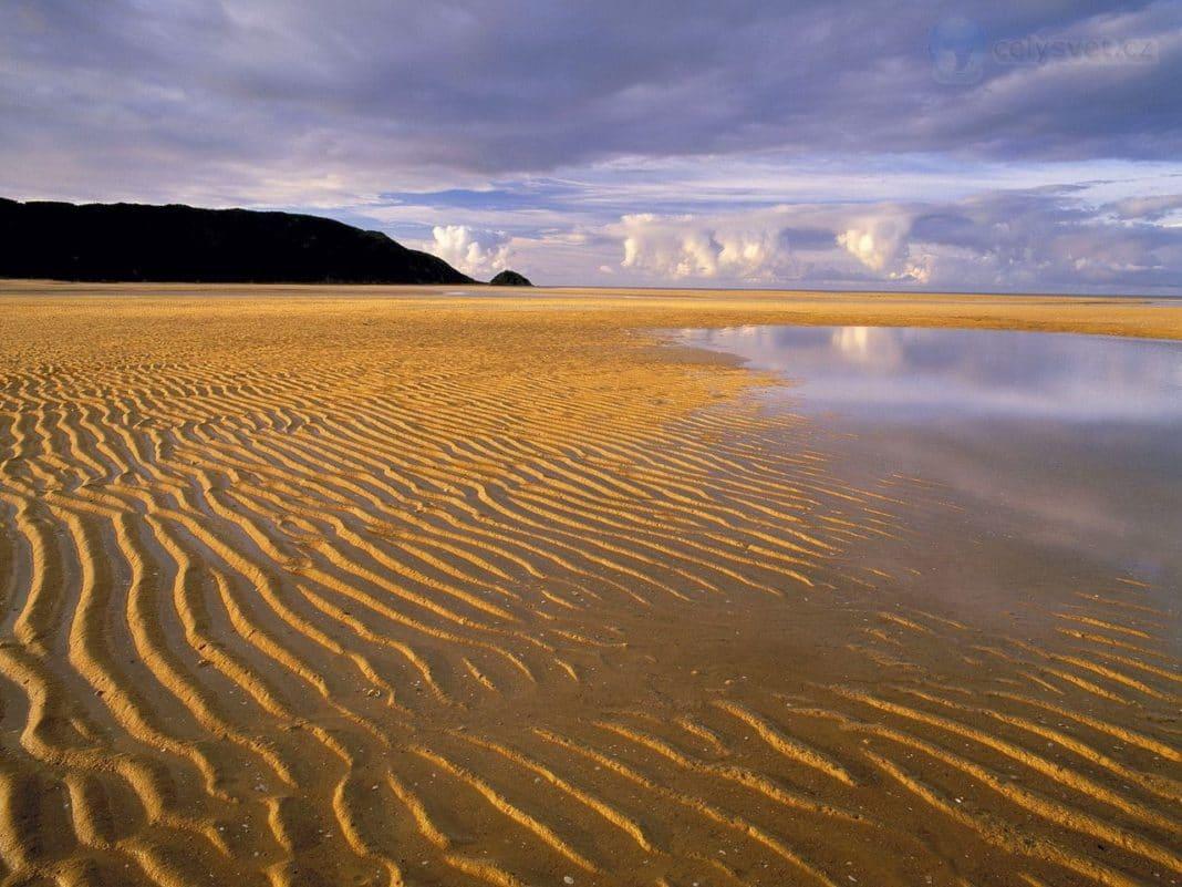 Как самостоятельно выбраться из зыбучих песков