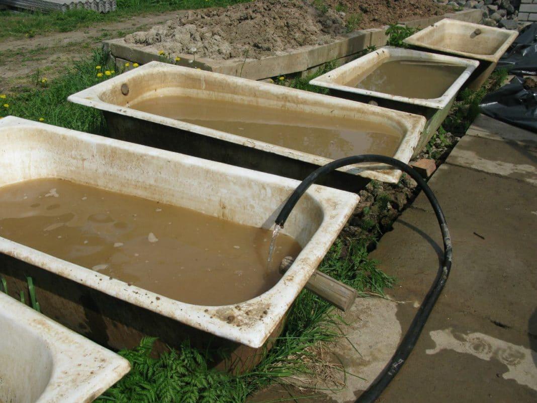 5 эффективных способов очистить воду от глины