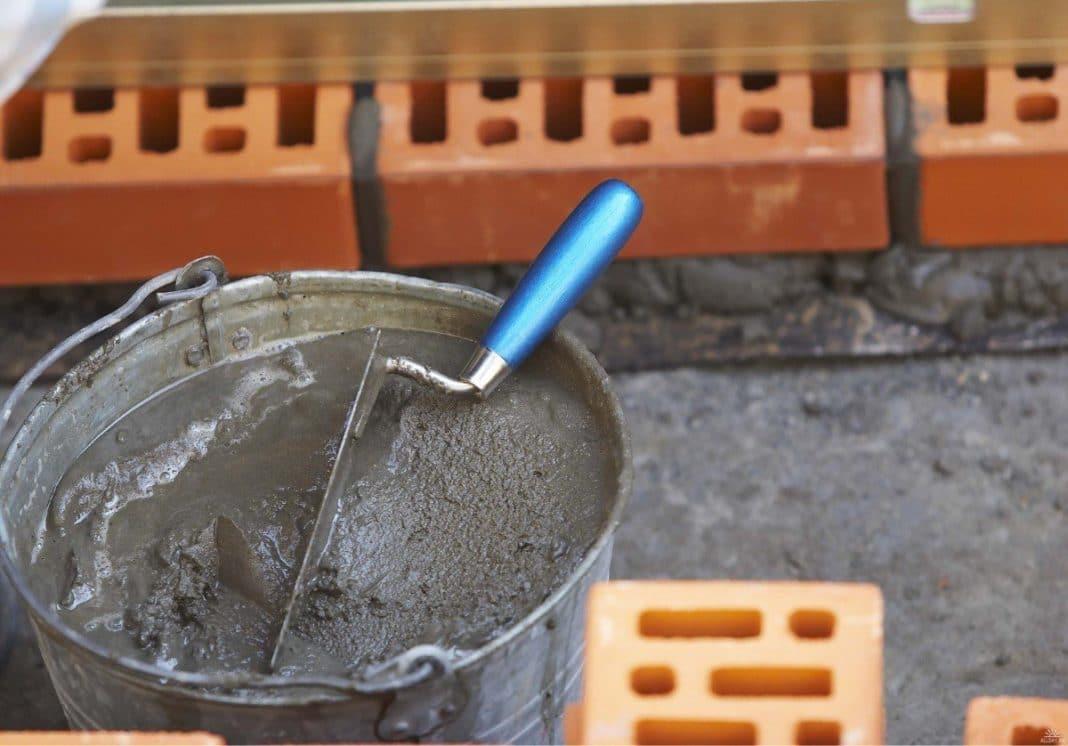 Пропорции цемента для кладки кирпича