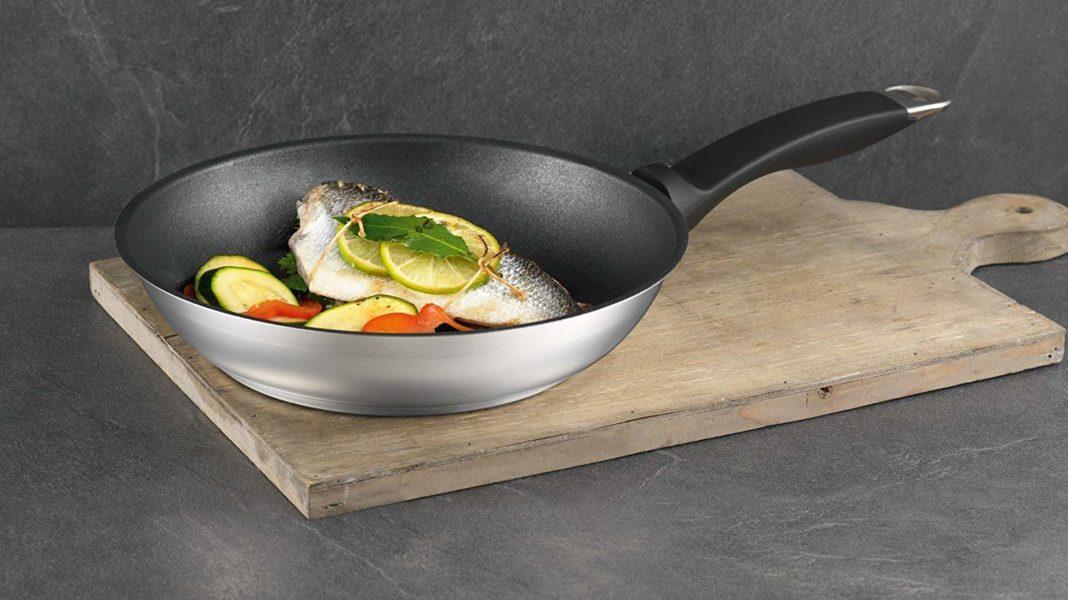 Не вредна ли сковорода с гранитным покрытием?