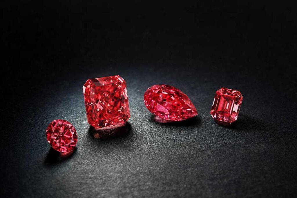 Какие камни красного цвета поднимут жизненный тонус?
