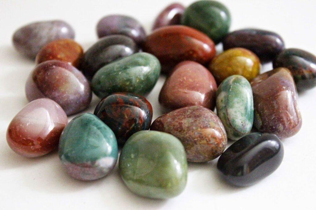 Магические и лечебные свойства яшмы