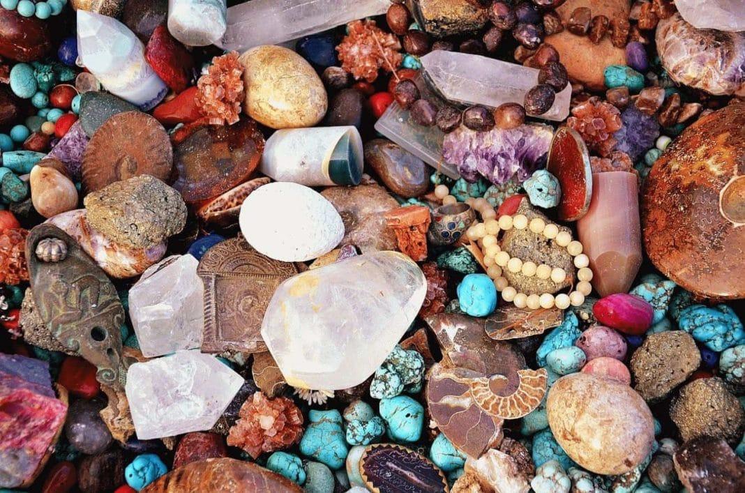 Энергетика камней