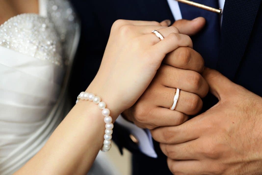 Как носят обручальные кольца в разных странах?