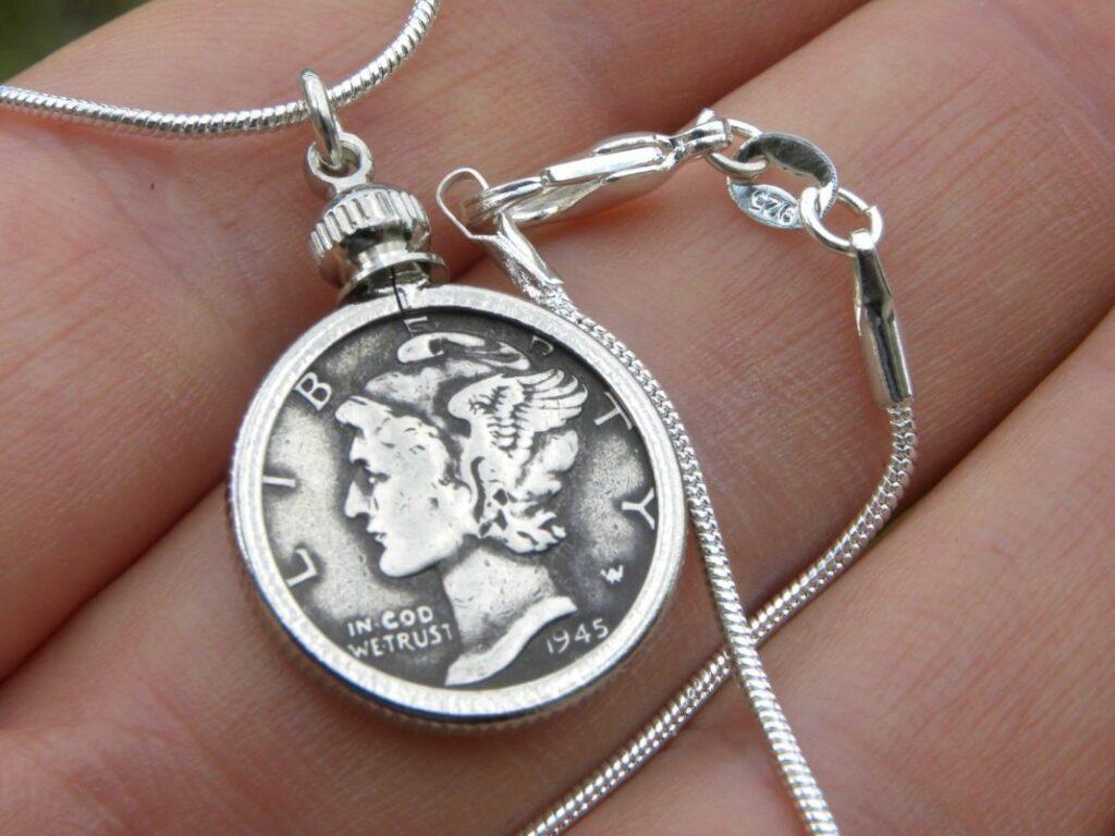 Стерлинговое серебро: качество родом из древности