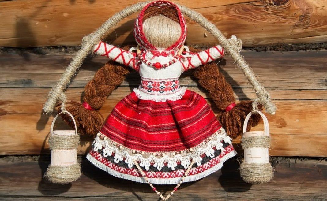 Славянские обереги для детей