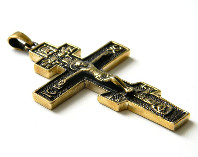 классический крест
