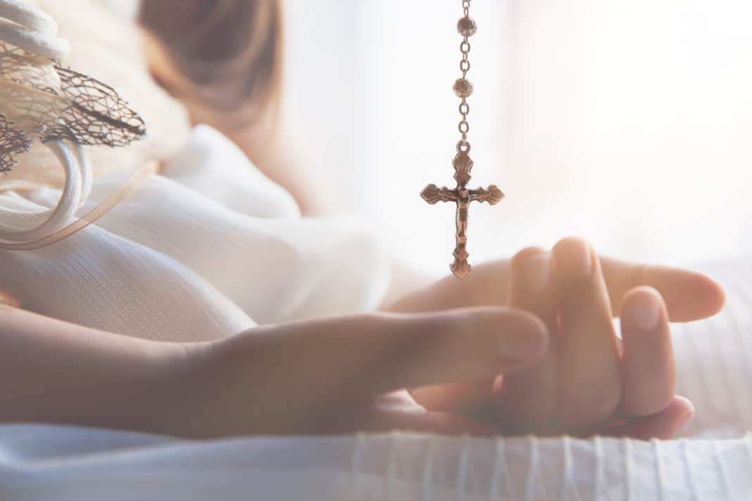 Можно ли носить крестик доставшийся по наследству