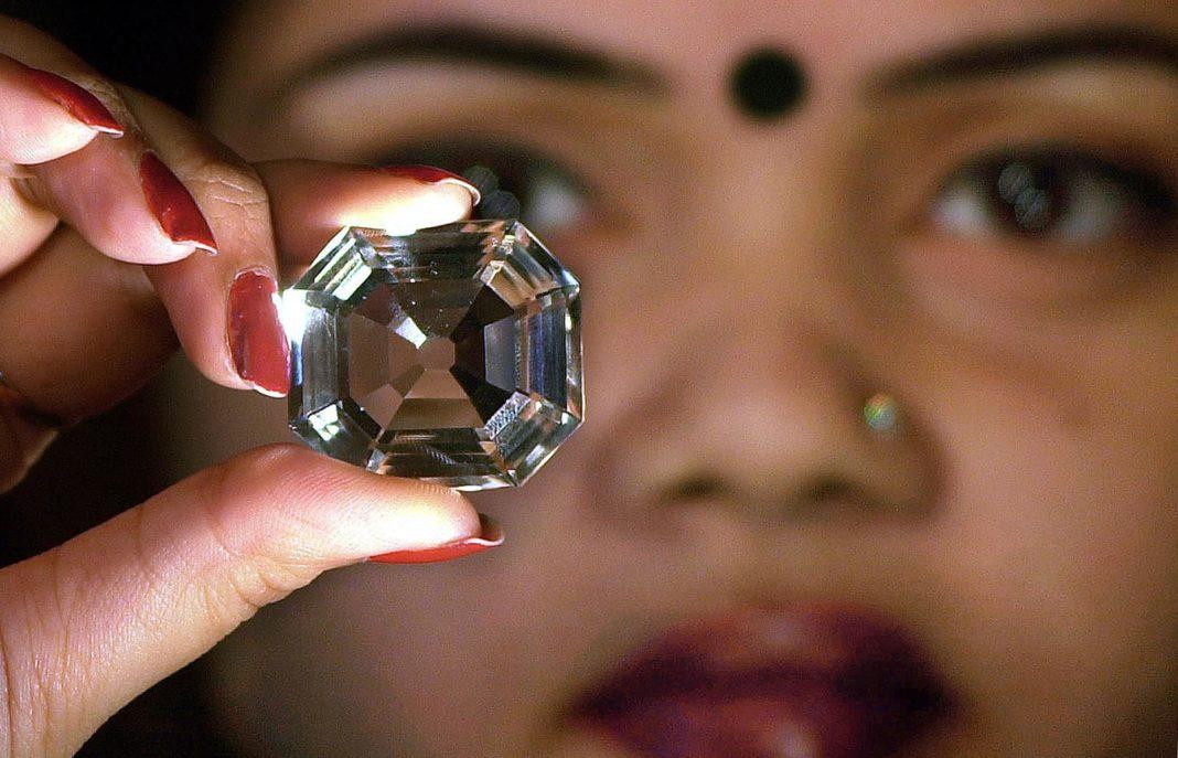 Алмаз «Кохинор» и легенды о его происхождении