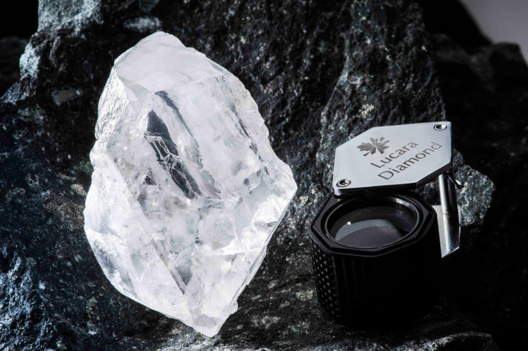 Что стало с известным ботсванским алмазом?