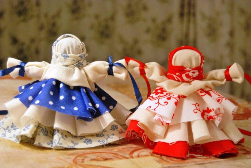 Кукла Колокольчик делаем оберег своими руками