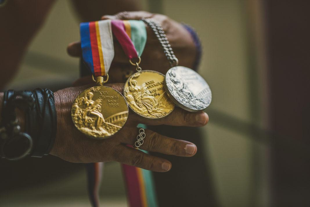 Из каких металлов делают олимпийские медали?