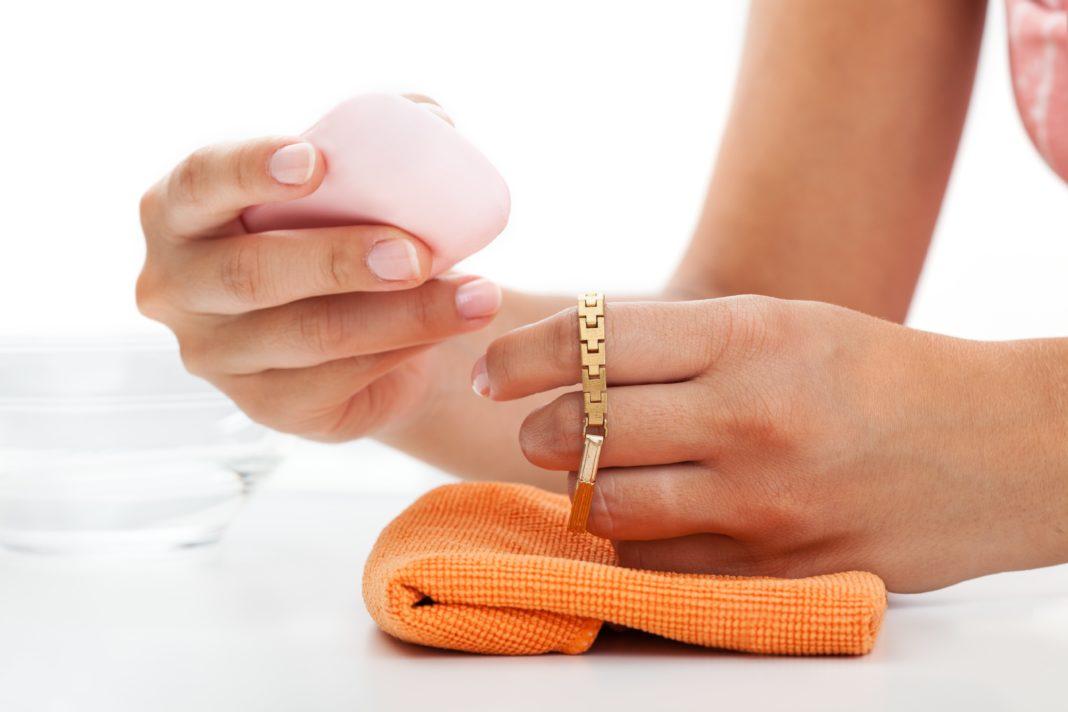 Как самостоятельно почистить позолоченную цепочку и не испортить ее внешний вид