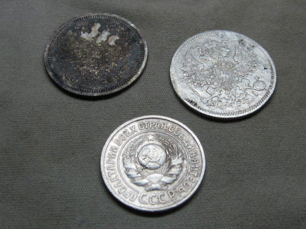 Лучшие способы очистки серебряных монет в домашних условиях