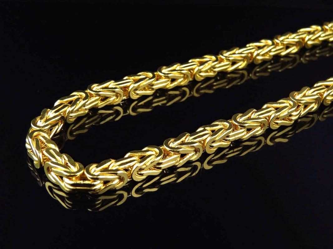 Секреты создания золотых цепочек и виды их плетения