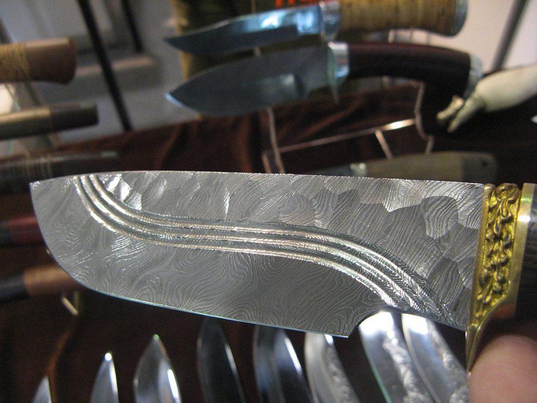 Как закалить нож?