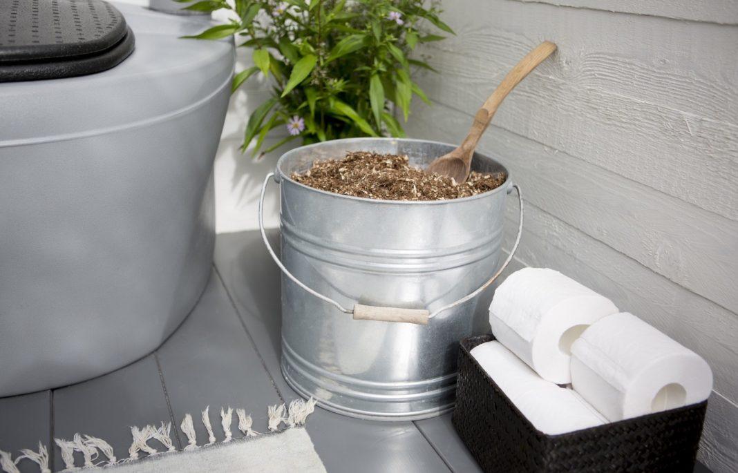 Отходы торфяного туалета