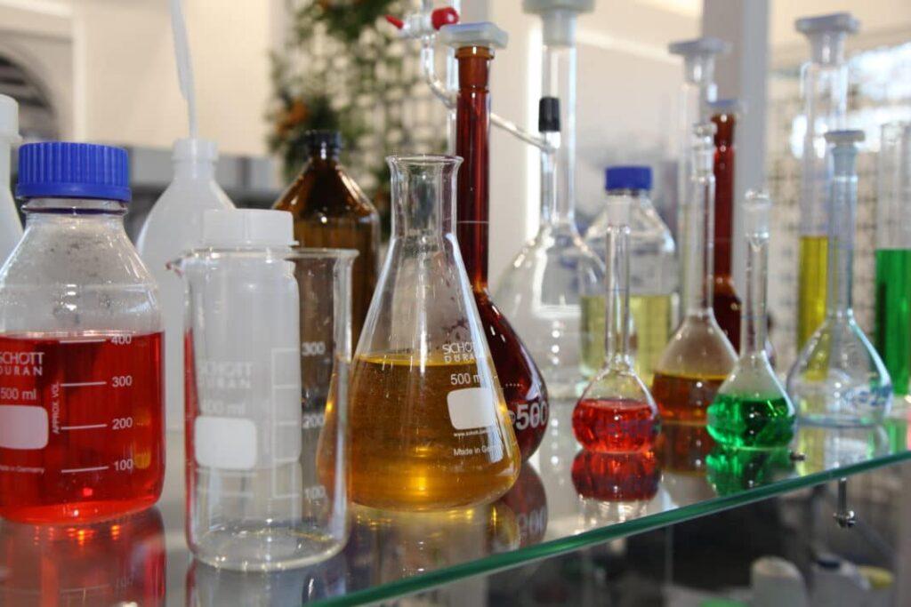 химические растворы