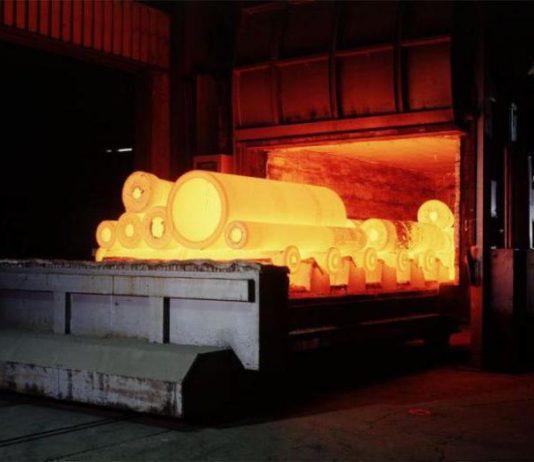 Фото термообработки металла