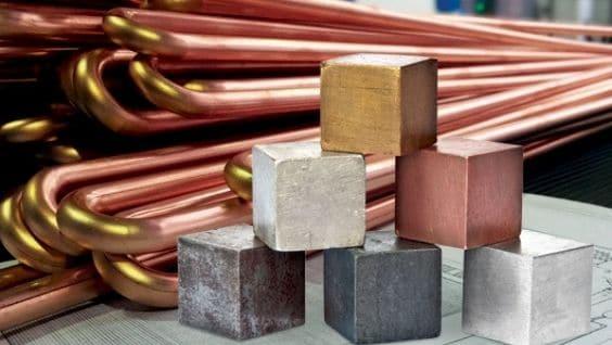 Все металлы в таблице Менделеева – список, свойства