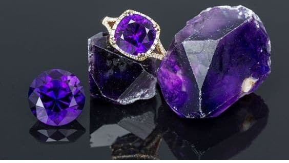 Аметист камень - свойства и значение, лечебные и магические свойства