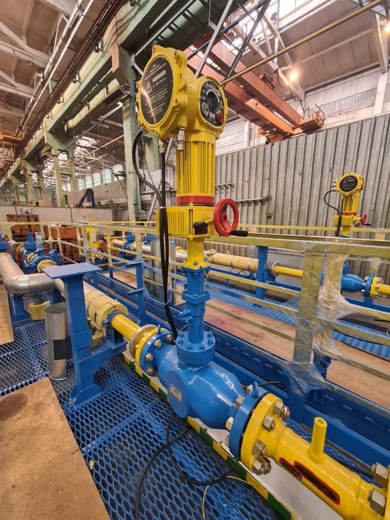 Трубопроводная арматура. Поставка Danfoss по всей России